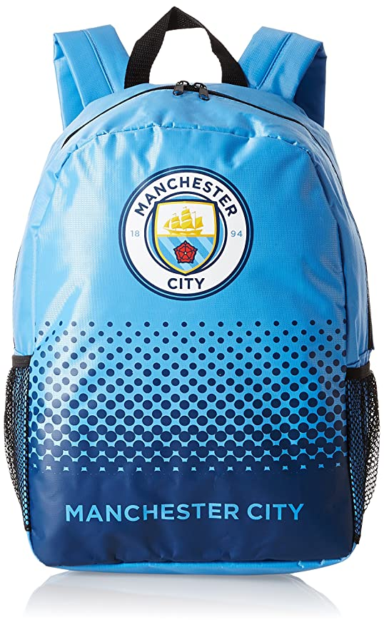 competitive price 592f8 872ef Manchester City Fc Backpack Official Merchandise