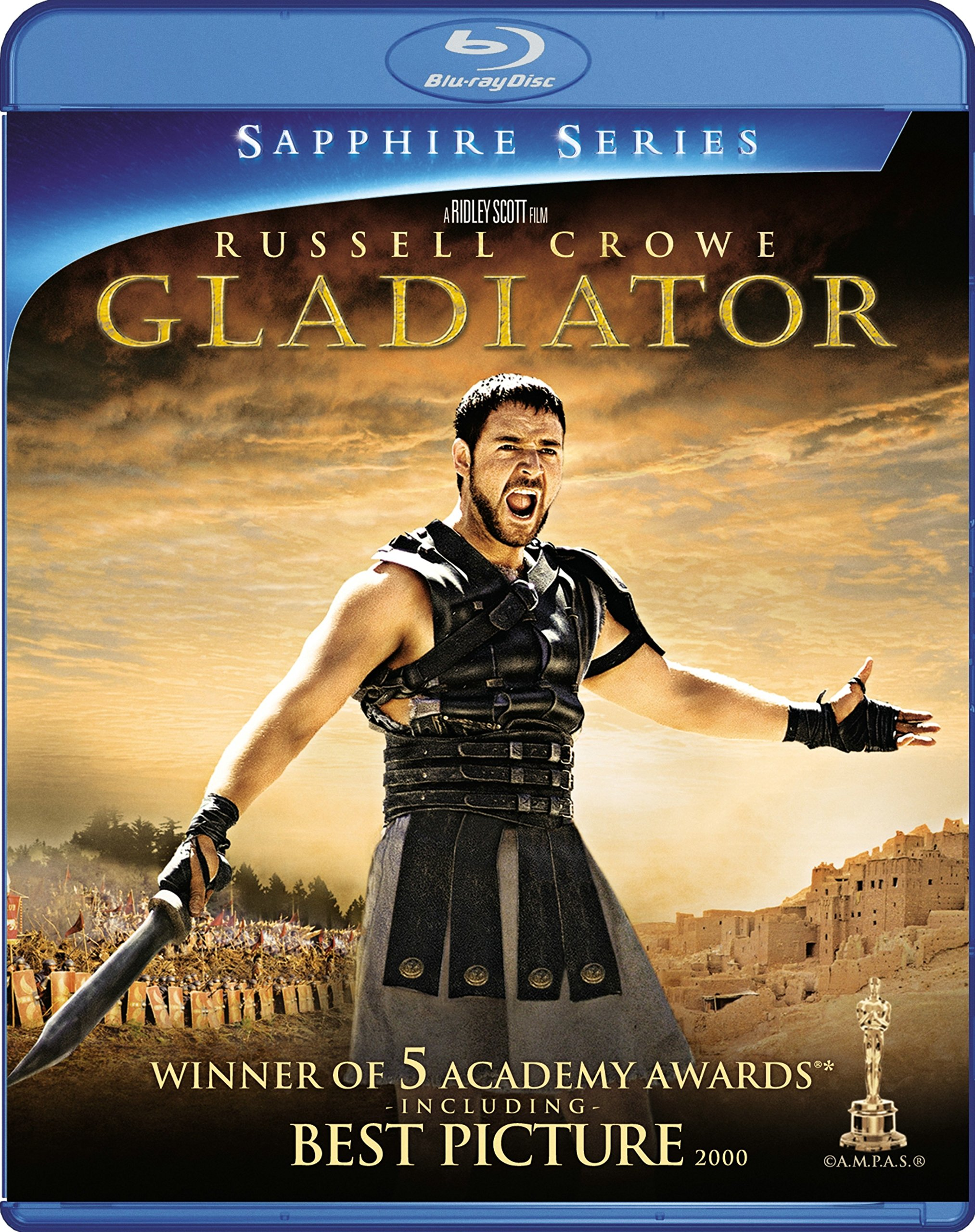 Blu-ray : Gladiator (Blu-ray)