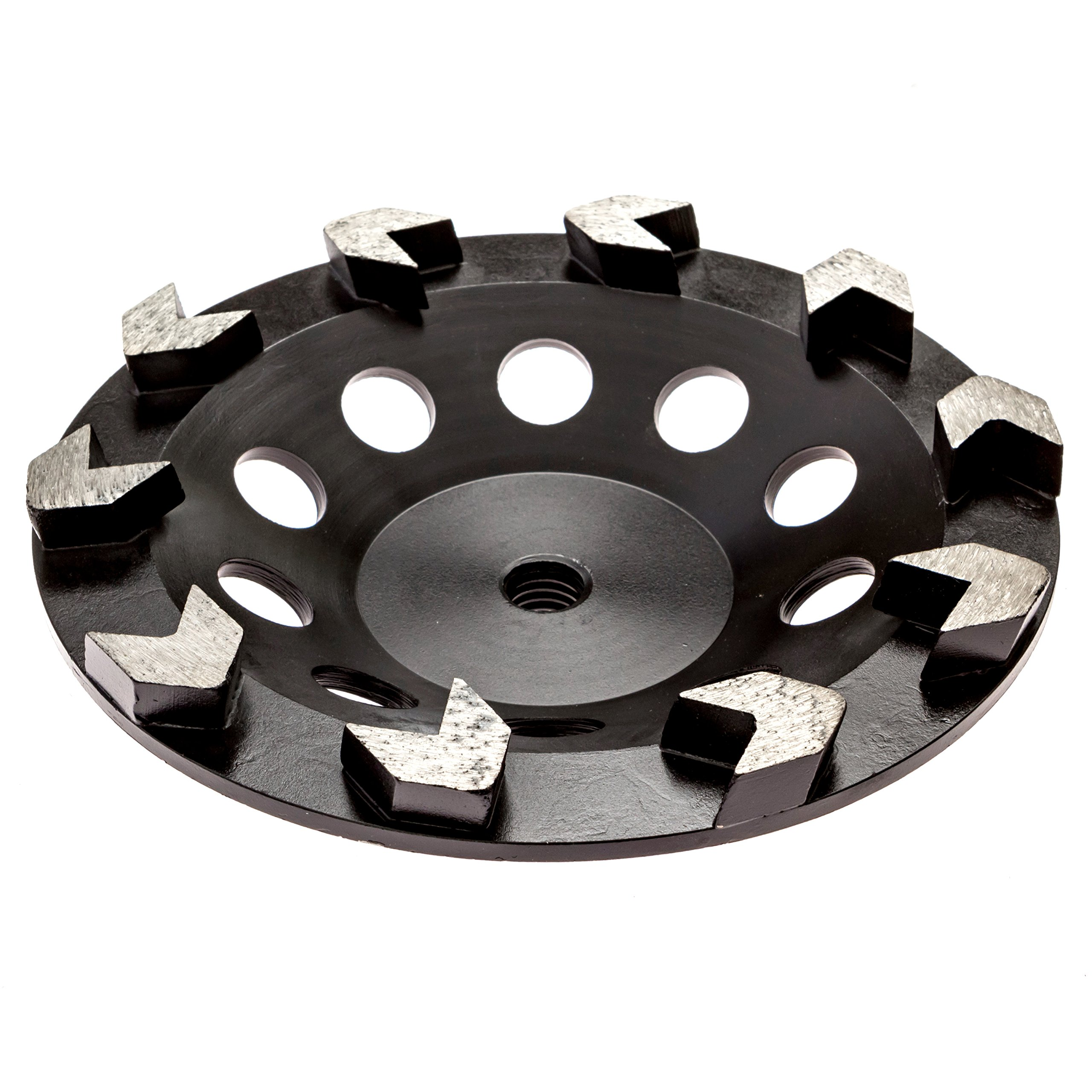 THINSET REMOVAL BIT, 7-in ARROW DIAMOND Grinding Cup!!!