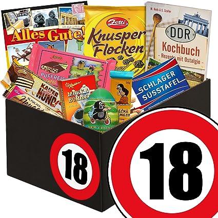 Geschenke 18 Geburtstag Schoko Ddr Waren Geschenke 18
