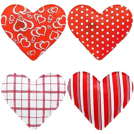 9 opinioni per MIK Funshopping- Scalda dita a forma di cuore, set di 4