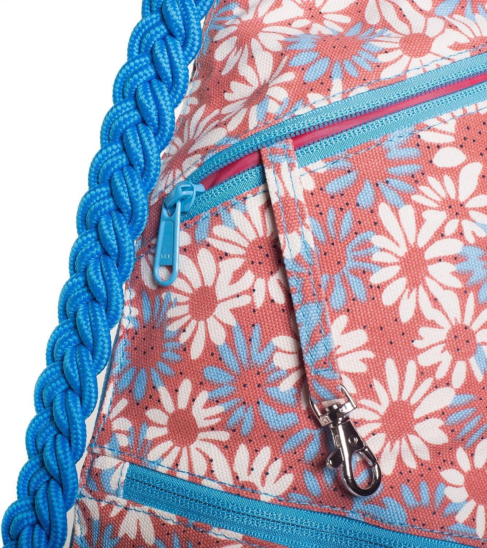 Sling Backpack for Women Crossbody Rope Bag Single Strap Shoulder Crossover Diaper Bag