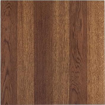 20 Self Adhesive Vinyl Floor Tiles Grey Wood Effect Wooden Bathroom Kitchen Lino