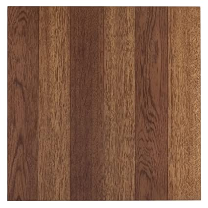 Achim Home Furnishings FTVWD Nexus Inch Vinyl Tile Wood - Does vinyl flooring look cheap