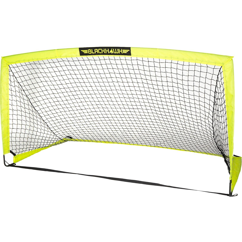 フランクリン スポーツ ブラック ホーク ポータブル サッカー ゴール B00WL6LC08 6フィート6インチ×3フィート3インチ