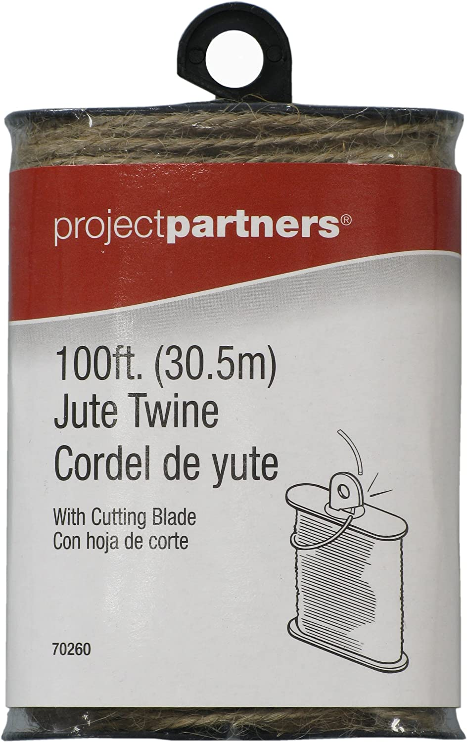 Project Partner 70263 50 Foot Poly Rope Allied International