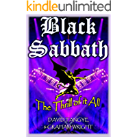 BLACK SABBATH: The Thrill of it All book cover