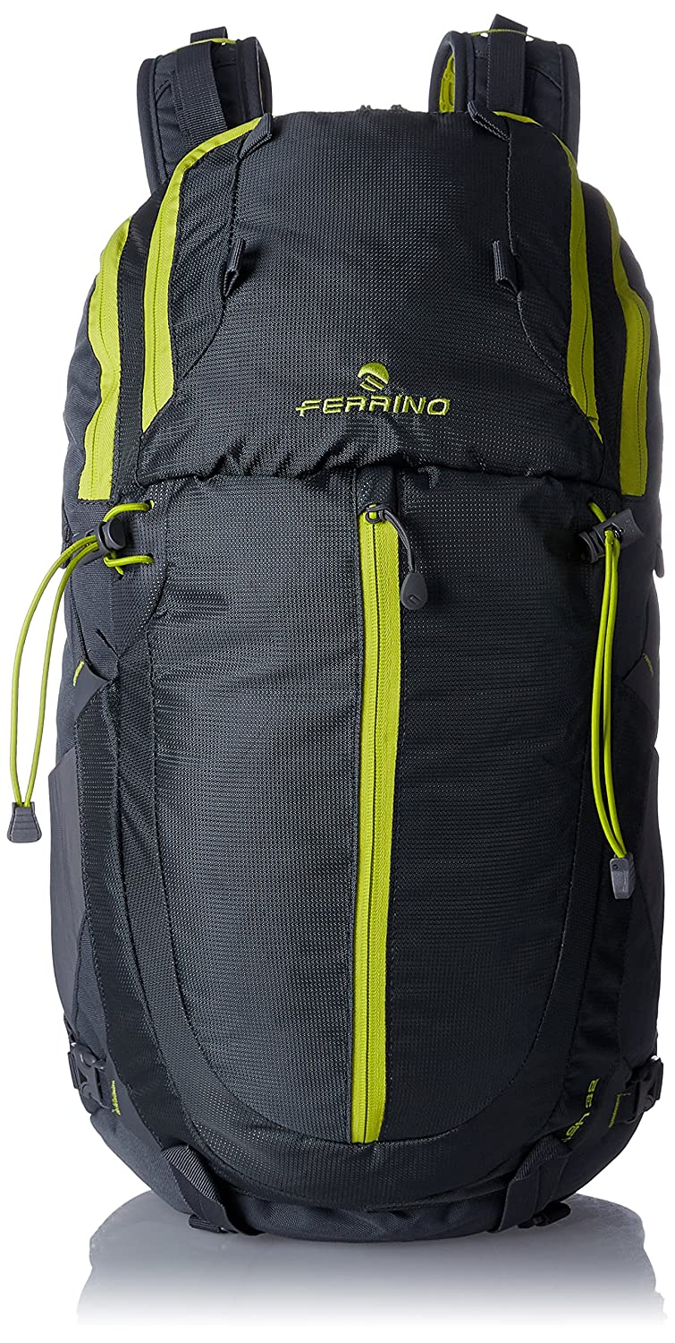 064b98ad32 Ferrino Flash Backpack Hiking Boots, Black, 32 Litres: Amazon.co.uk: Sports  & Outdoors