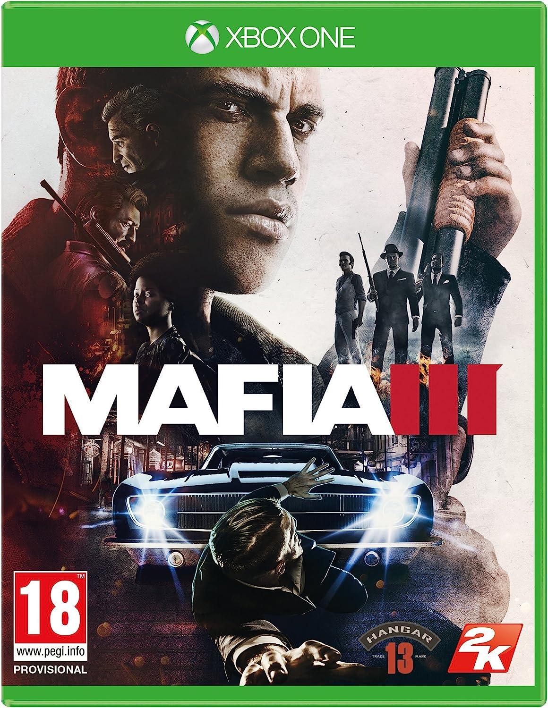 Mafia III (Includes Family Kick-Back): Amazon.es: Videojuegos