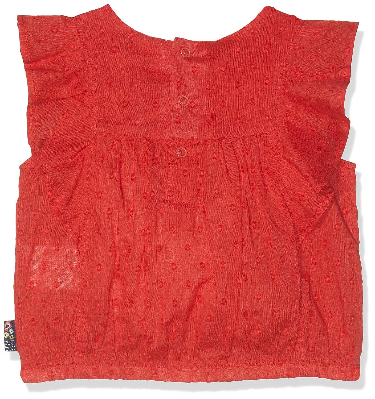 Tuc Tuc Camisa Popel/ín Detalles Ni/ña Pirates Camiseta para Beb/és