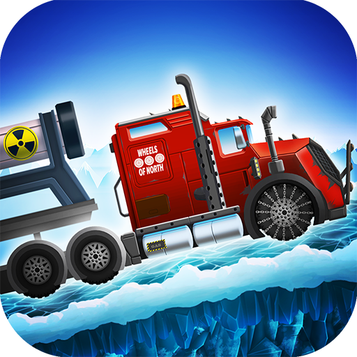Ice Lab (Ice Road Truck Driving Race)