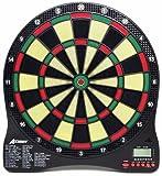Accudart ex1000 Dartboard Electronic LCD Scoring 6 Soft Tip Darts