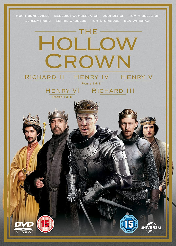 The Hollow Crown Series 1 2 Dvd 2015 Amazon Co Uk Ben Wishaw Tom Hiddleston Jeremy Irons Benedict Cumberbatch Ben Wishaw Tom Hiddleston Dvd Blu Ray