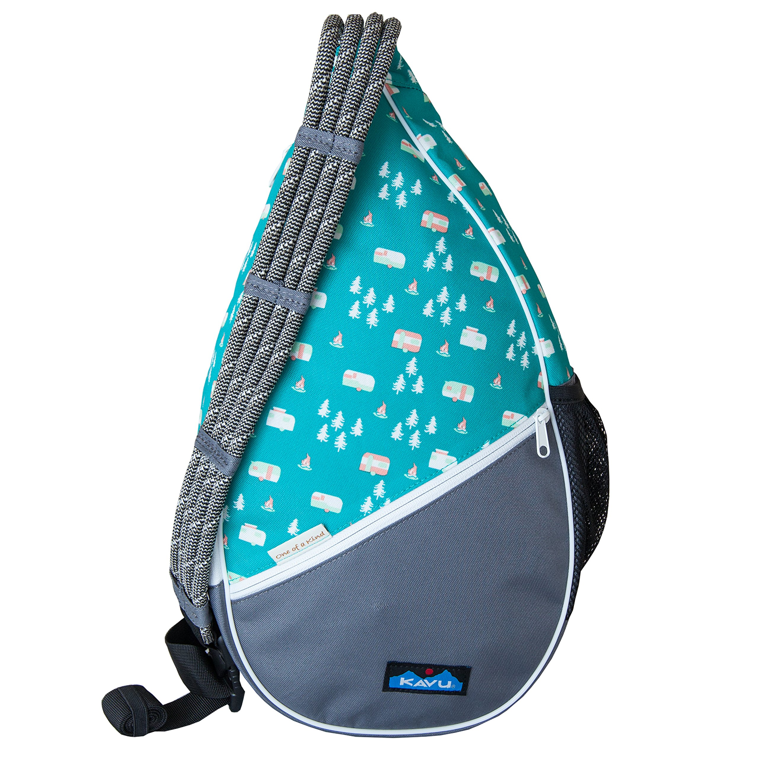KAVU Paxton Pack Sling Backpack - Camp Life