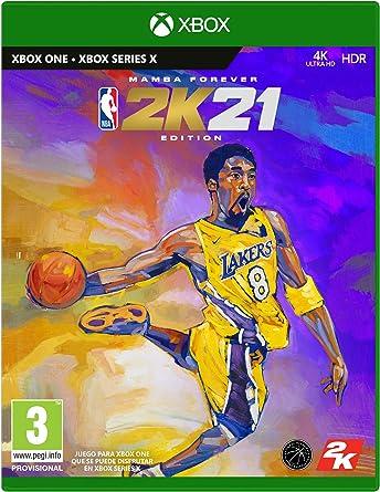 NBA 2K21 -Xbox One, Mamba Forever Edition: Amazon.es: Videojuegos