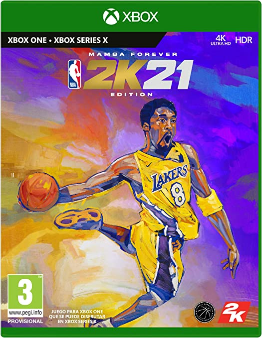 NBA 2K21 - Playstation 4, Mamba Forever Edition: Amazon.es ...