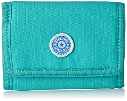 Kipling MICKYLINA Monedero, 12 cm, 0.01 Liters, Azul (Deep ...