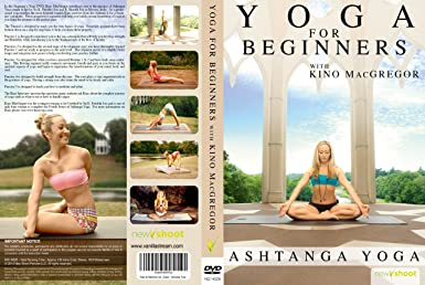 Amazon Yoga For Beginners With Kino MacGregor Ashtanga MacGrgeor Matt Wright Movies TV