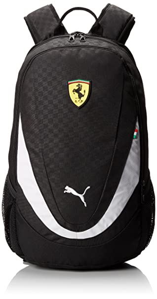 1cbafd6a6 Puma Ferrari - Mochila para hombre - negro - talla única: Amazon.es: Ropa y  accesorios