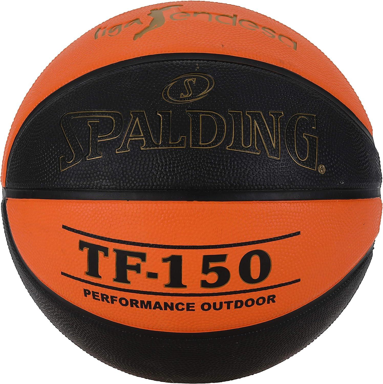 Spalding ACB-L.Endesa Tf150 Sz. 5 (83-891Z) Balón de Baloncesto ...