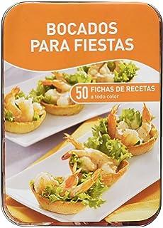 Cajas De Recetas. 2013