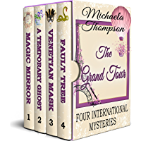 The Grand Tour: Four International Mysteries (English Edition)