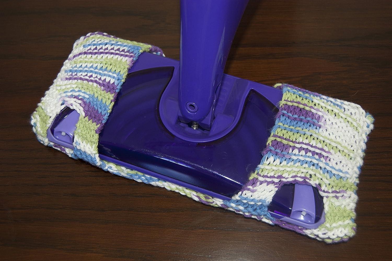 Amazon Extra Absorbent Bargain Reusable Wet Mop Pad Hand