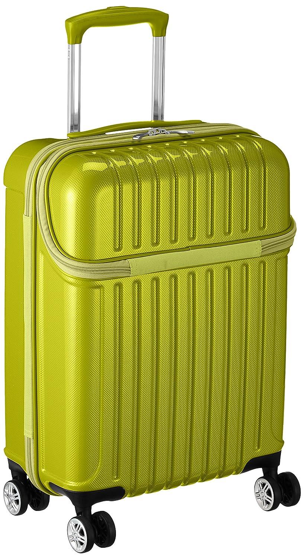 [アクタス] スーツケース トップス S 33L 3.2kg トップオープン 機内持ち込み 機内持込可  33.0L 53.5cm 3.2kg 74-20310 B077Y8FG8Z ライムカーボン ライムカーボン
