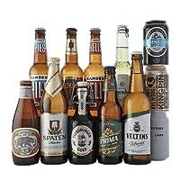 Beer Hawk World Lager (Case of 12)