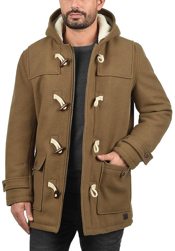 INDICODE Columbia - Abrigo Chaqueta para Hombre: Amazon.es: Ropa y accesorios