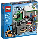 LEGO City 60020 Cargo Truck Toy Building Set