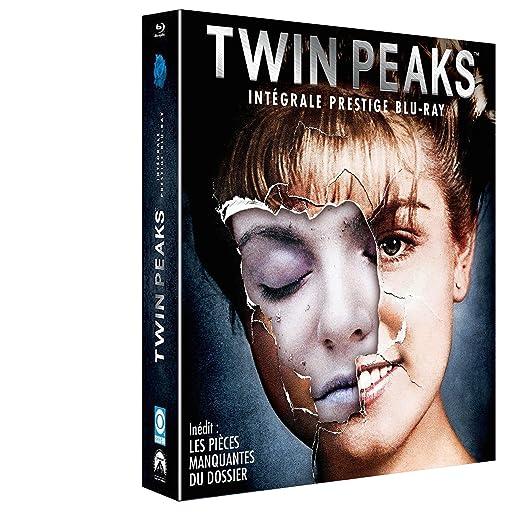 Twin Peaks - Lintégrale [Francia] [Blu-ray]: Amazon.es: Kyle MacLachlan, Sheryl Lee, Jack Nance, Everett McGill, James Marshall, Eric DaRe, Piper Laurie, Kimmy Robertson, Joan Chen, Frank Silva, Michael J. Anderson, Michael Ontkean,