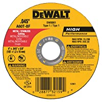 Deals on DeWALT Cutting Wheels & Discs on Sale from $0.97