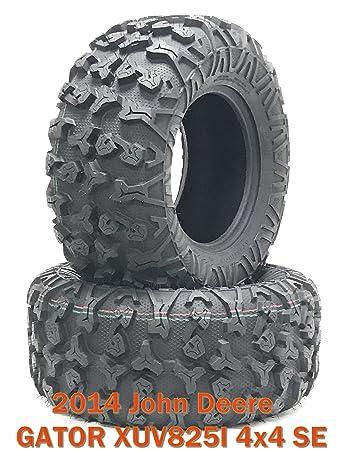 Set 2 ATV Tires 26x9-12 for 15-16 John Deere Gator XUV 825I//625I Front or Rear