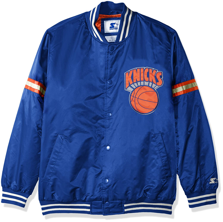 STARTER NBA Men s Legecy Retro Satin Jacket  Amazon.in  Sports ... 664409f73