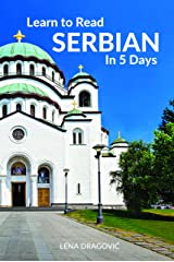Learn to Read Serbian in 5 Days Kindle Edition