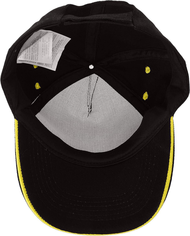 Regatta Mens Amston 5 Panel Cap with Sandwhich Peak Baseball Cap