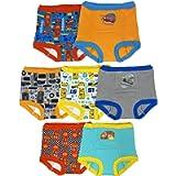 Disney Boys Toddler Boys Cars 7 Pack Training Pants