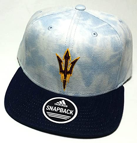 c8ecbce8 Amazon.com : Arizona State St Sun Devils ASU Adidas Pitch Fork Blue ...