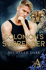 Solomon's Surrender (Paranormals of Avynwood Book 4) Kindle Edition