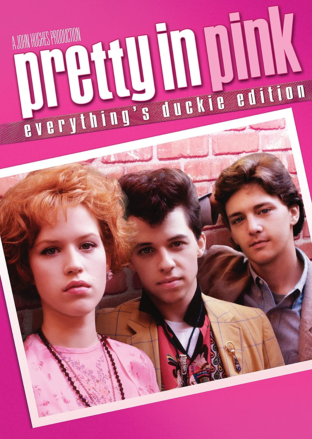 Amazon.com: Pretty In Pink (1986): Molly Ringwald, Jon Cryer, Andrew ...