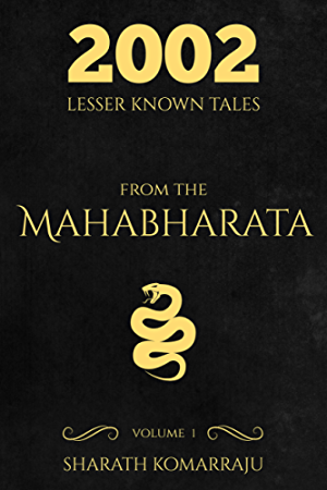 2002 Lesser Known Tales From The Mahabharata: Volume 1