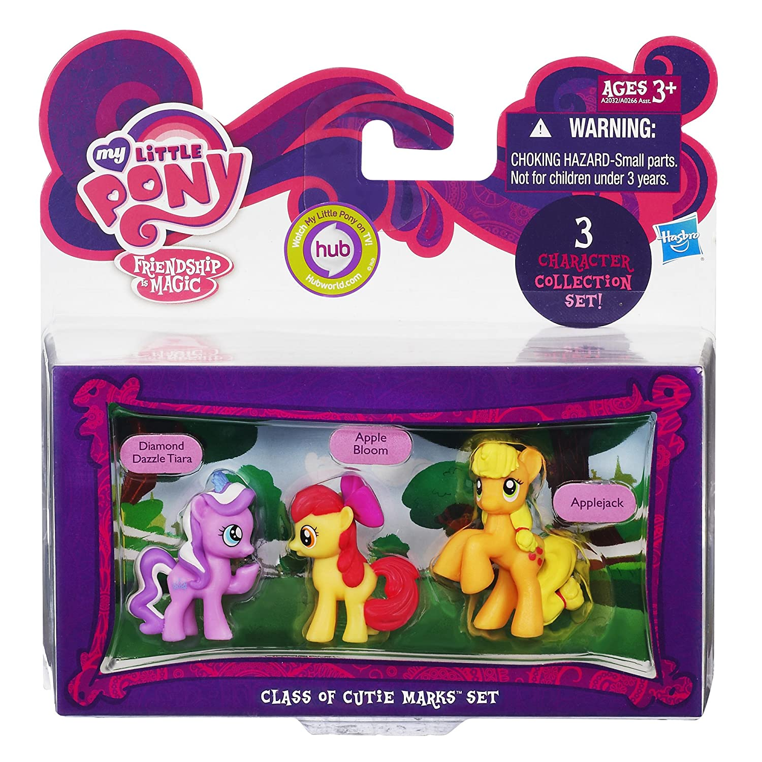 Amazon My Little Pony Class Of Cutie Marks Set Toys Games
