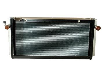Nueva Bobcat Radiador OEM 6686077 6734100 todas aluminio