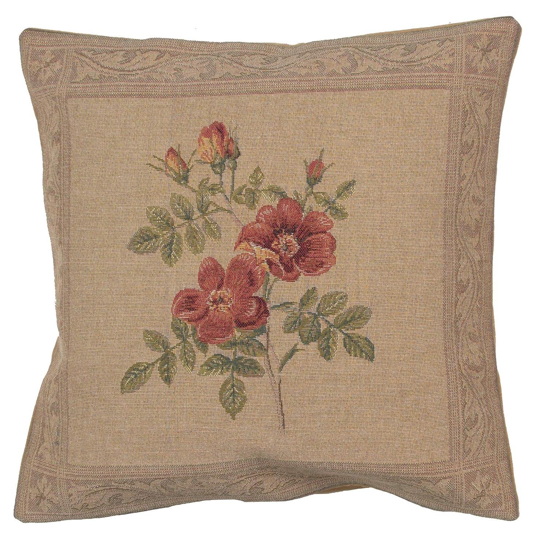 ホーム家具、Eglantines French Tapestry Throw枕ケース、手仕上げクッションカバー、19 19インチ   B00G2743VC