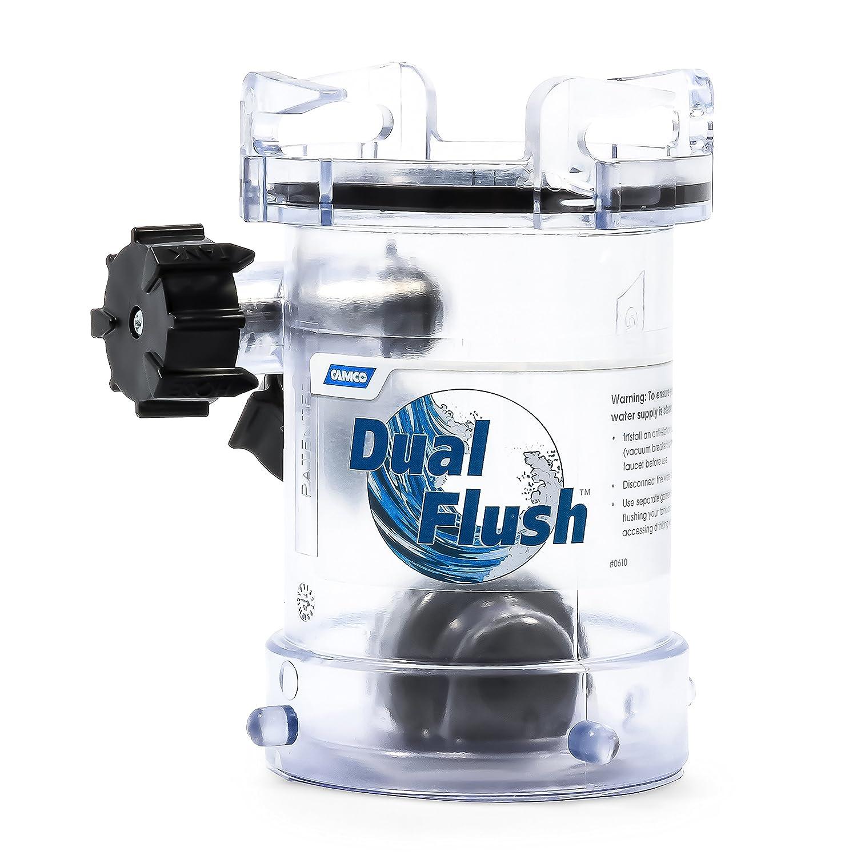 Camco 39072 RV Dual Flush RV Holding Tank Rinser