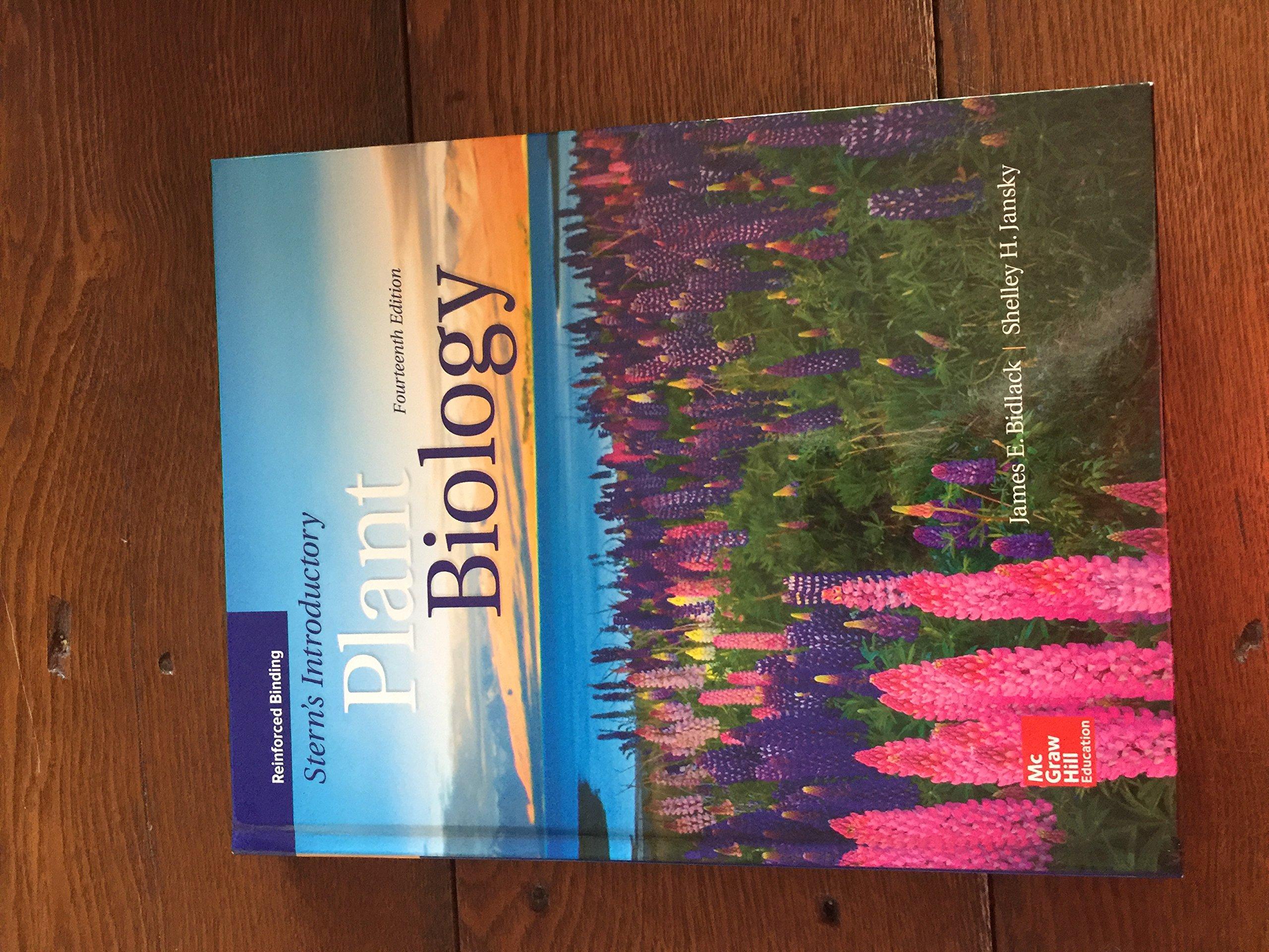 Stern's Introductory Plant Biology 14th Edition: James E Bidlack and  Shelley H Jansky, Ratnakorn Piyasirisorost/Getty Images: 9780078997341:  Amazon.com: ...