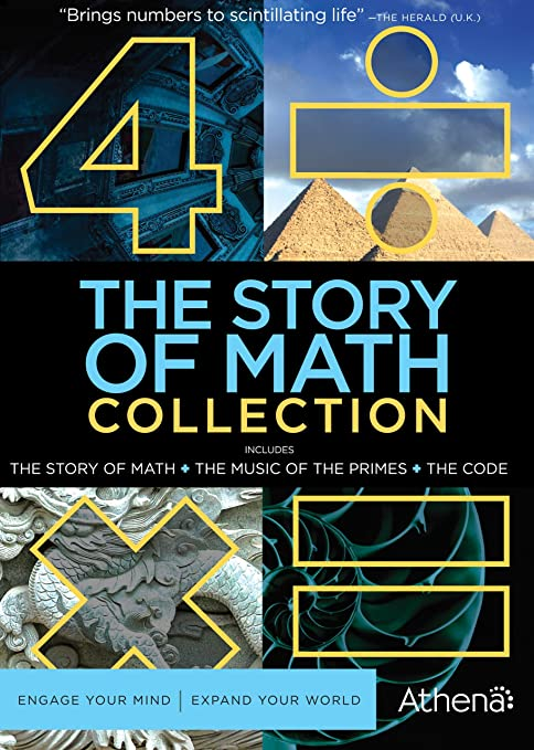 Amazon.com: THE STORY OF MATH COLLECTION: Story of Math Collection ...