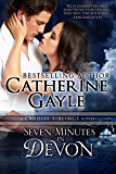 Seven Minutes in Devon (Cardiff Siblings Book 1)