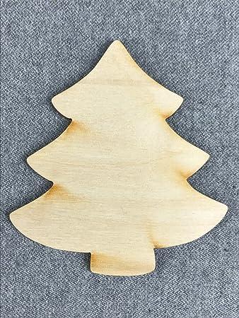 10 X Weihnachtsbaum Tannenbaum Weihnachten Chrismas Form